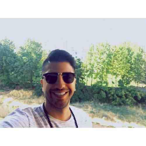 Xaniar Khosravi Geryam Gereft دانلود آهنگ زانیار خسروی گریم گرفته