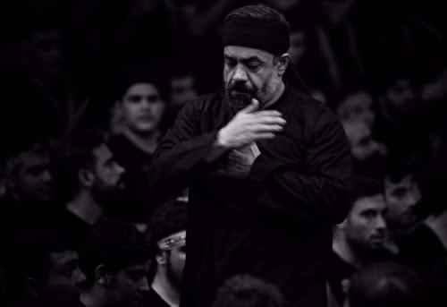 Mahmoud Karimi Yek Taraf Akbar Be Meidan Miravad دانلود نوحه یک طرف اکبر به میدان میرود از محمود کریمی