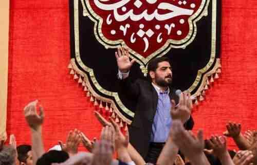 Majid Bani Fateme Be Dargahat Sar Avardam دانلود نوحه به درگاهت سر آوردم از مجید بنی فاطمه
