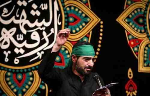 Majid Bani Fateme Be Khak Shahidan Rah To دانلود مداحی به خاک شهیدان راه تو از مجید بنی فاطمه
