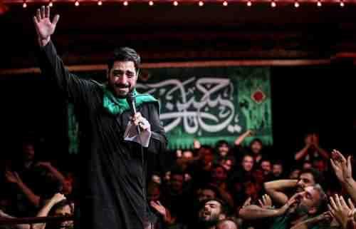 Majid Bani Fateme Man Baraet Pedaram Pas To Baraem Pesari دانلود نوحه من برایت پدرم پس تو برایم پسری از مجید بنی فاطمه