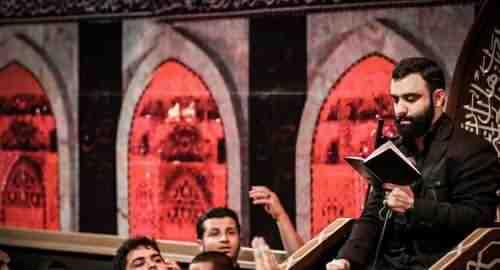 Javad Moghadam Az Eshgh Hossin دانلود نوحه از عشق حسین از جواد مقدم
