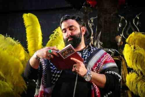 Javad Moghadam Az Eshghe Hossin Naghme Del Sar Dadam دانلود نوحه از عشق حسین نغمه دل سر دادم از جواد مقدم