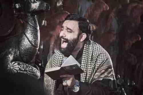 Javad Moghadam Az To Roze Ta Haram دانلود نوحه از تو روضه تا حرم از جواد مقدم