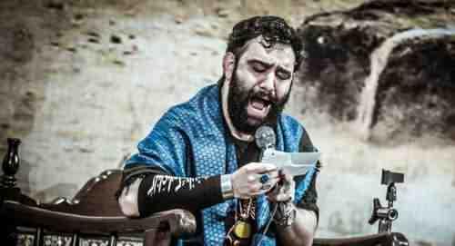 Javad Moghadam Ba Yi Del Greftar Omadam دانلود نوحه با یه دل گرفتار اومدم از جواد مقدم