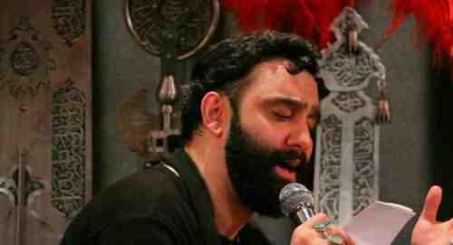 Javad Moghadam Khoshbo Tarin Gholab Dar Karbala Manam دانلود نوحه خوش بو ترین گلاب در کربلا منم از جواد مقدم