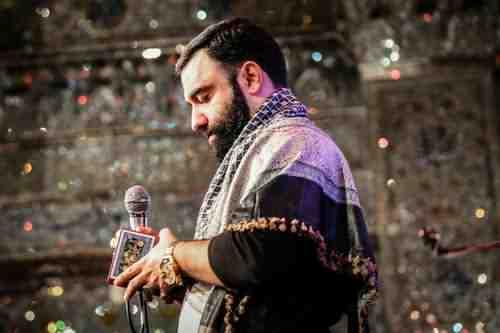 Javad Moghadam Kio Daram Be Joz To دانلود نوحه کیو دارم به جز تو از جواد مقدم