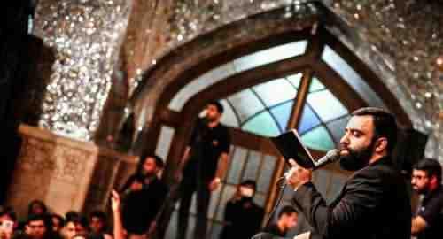 Javad Moghadam Misozam O Misazam Ta Bad Chenin Bada دانلود نوحه میسوزم و میسازم تا باد چنین بادا از جواد مقدم