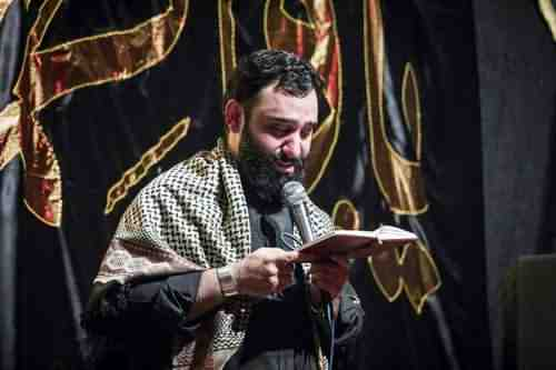 Javad Moghadam Shamshir Tiz Khotbey To دانلود نوحه شمشیر تیز خطبه ی تو از جواد مقدم