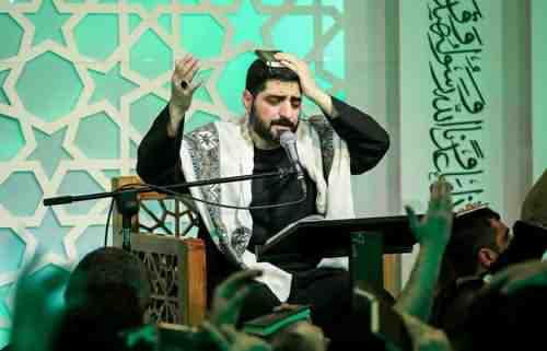 Majid Bani Fateme Amadam Bar Astant Sar Nhm دانلود نوحه آمدم بر آستانت سر نهم از مجید بنی فاطمه