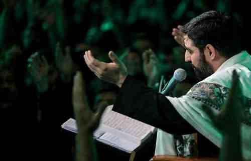 Majid Bani Fateme Azone Eshgh bego دانلود نوحه اذون عشق بگو از مجید بنی فاطمه