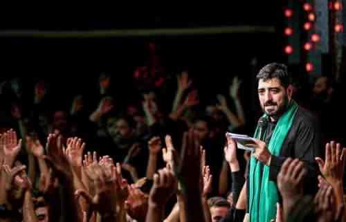 Majid Bani Fateme Bazam GHargh Ashkam دانلود نوحه بازم غرق اشکم از مجید بنی فاطمه