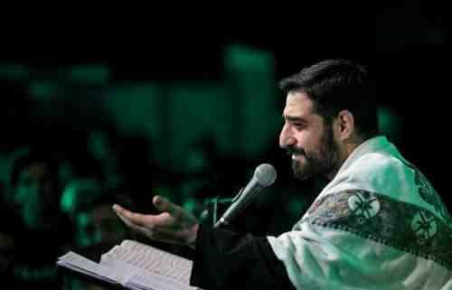 Majid Bani Fateme Cheshme Omidam Be Karam Arbabe دانلود نوحه چشم امیدم به کرم اربابه از مجید بنی فاطمه