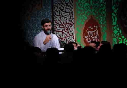Reza Narimani Hatam Emshab Mishine Dare Khone دانلود نوحه حاتم امشب میشینه در خونه از رضا نریمانی