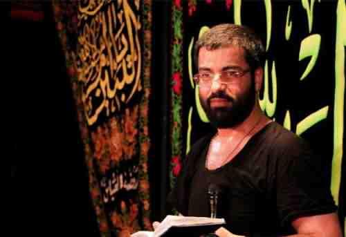 Hossein Sibsorkhi Afaride Shodam Baraye Ali دانلود نوحه آفریده شدم برای علی از حسین سیب سرخی