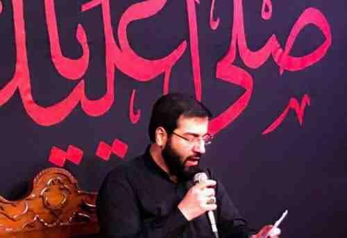 Hossein Sibsorkhi Delshekaste V Bi Gharar دانلود نوحه دلشکسته و بی قرار از حسین سیب سرخی