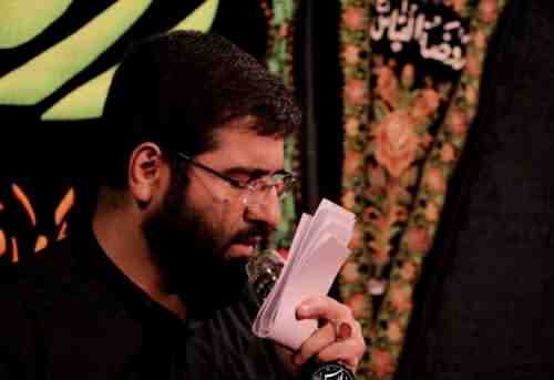 Hossein Sibsorkhi Dobare Fekr O Khial دانلود نوحه دوباره فکر و خیال از حسین سیب سرخی