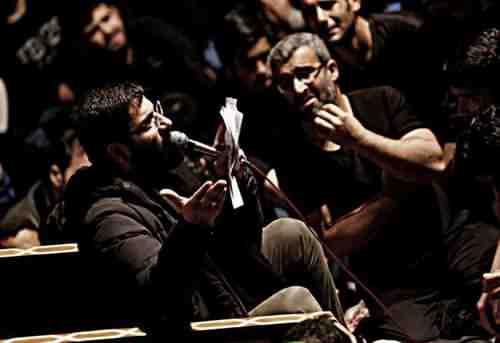 Hossein Sibsorkhi Lalaey Golam دانلود نوحه لالایی گلم از حسین سیب سرخی