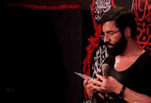 Hossein Sibsorkhi Man Bar Falak Emamm 1 دانلود نوحه من بر فلک امامم از حسین سیب سرخی