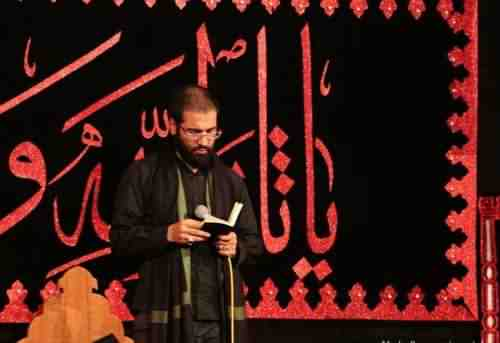 Hossein Sibsorkhi Nokar Nemishodam Joz Be Doay To دانلود نوحه نوکر نمیشدم جز به دعای تو از حسین سیب سرخی