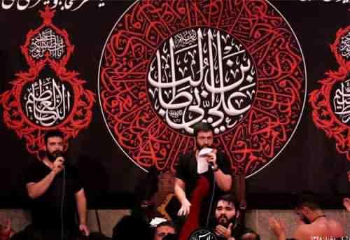 Hossein Sibsorkhi Sabr Kon Ay Baradaram دانلود نوحه صبر کن ای برادرم از حسین سیب سرخی