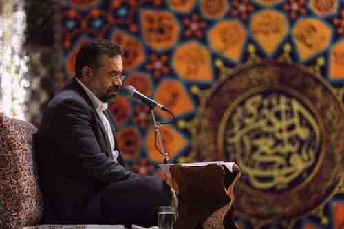 Mahmoud Karimi Ey Sarve Khofte Dar Chaman دانلود نوحه ای سرو خفته در چمن عباس من از محمود کریمی