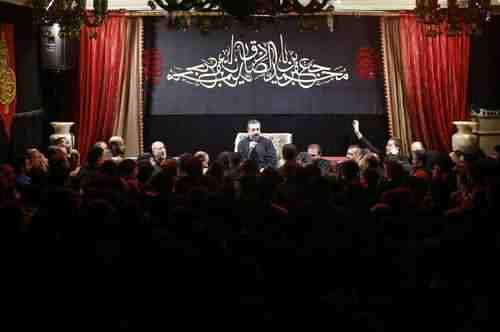 Mahmoud Karimi Hal V Havay Hossineh دانلود نوحه حال و هوای حسینیه از محمود کریمی