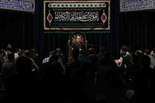 Mahmoud Karimi Mesle Yek Pedar دانلود نوحه مثل یک پدر از محمود کریمی
