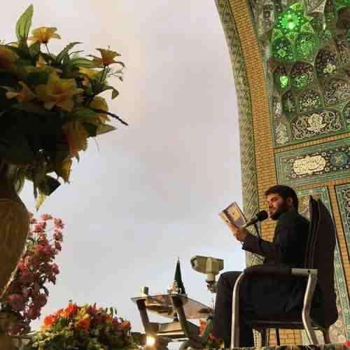 Meysam Motiee Khalvate Sahne Baqi Ba Man دانلود نوحه خلوتی صحن بقیع با من از میثم مطیعی