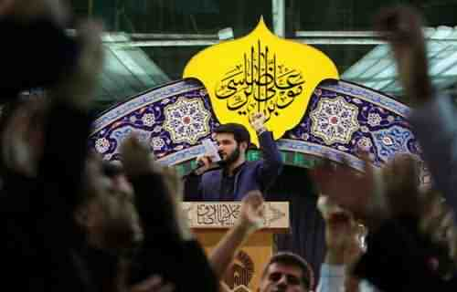 Meysam Motiee Mamnoeh دانلود نوحه ممنوعه از میثم مطیعی