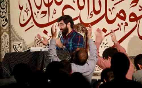 Reza Narimani Be Del Navay Hossin دانلود نوحه به دل نوای حسین از رضا نریمانی