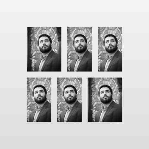 Hosein Sharifi Dele Man Harm Bah Safateh دانلود نوحه دل من حرم با صفاته از حسین شریفی