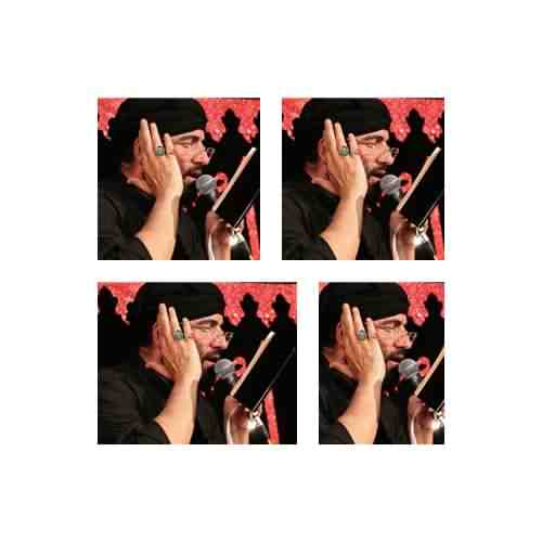 Hossein Sibsorkhi Fatemeh Pishe Khoda Pish Bord Karash Ra دانلود نوحه فاطمه پیش خدا پیش برد کارش را از حسین سیب سرخی