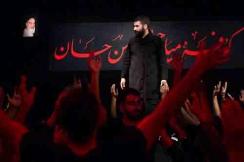 Hossein Taheri Aghay man Din O Donyae Man دانلود نوحه آقای من دین و دنیای من از حسین طاهری