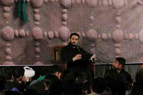 Hossein Taheri Ajrak Allah دانلود نوحه آجرک الله بقیه الله از حسین طاهری