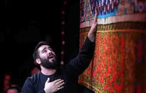 Hossein Taheri Algoy Vafay Zeynab دانلود نوحه الگوی وفای زینب از حسین طاهری