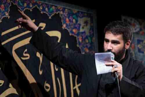 Hossein Taheri Ay Be Del Shekaste دانلود نوحه ای به دل شکسته تکیه گاه از حسین طاهری