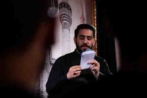 Hossein Taheri Ay Shirin Tarin Shoram دانلود نوحه ای شیرین ترین شورم از حسین طاهری