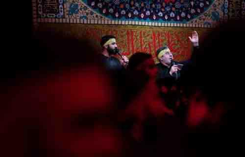 Hossein Taheri Del Raft Be Soy Haram دانلود نوحه دل رفت به سوی حرم ثارالله از حسین طاهری