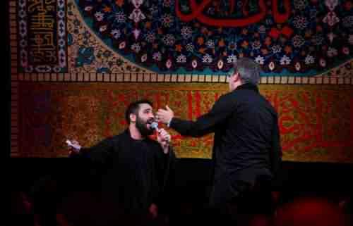 Hossein Taheri Dokhtar Nago Bego Gohare Morteza Ali دانلود نوحه دختر نگو بگو گوهر مرتضی علی از حسین طاهری