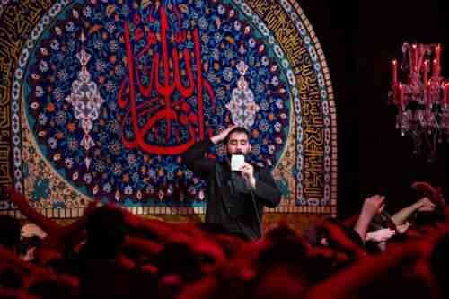 Hossein Taheri Emshab Zekre Ma Roghaye دانلود نوحه امشب ذکر ما رقیه از حسین طاهری