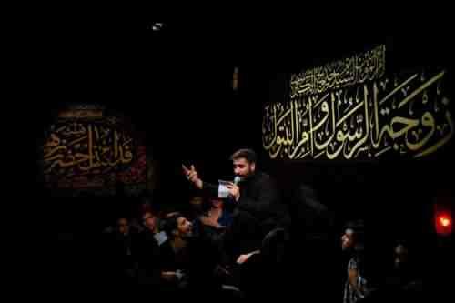 Hossein Taheri Hossin Arbab Mano Daryab دانلود نوحه حسین ارباب منو دریاب از حسین طاهری
