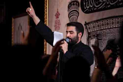 Hossein Taheri Khosh Omadi Mosafer Man دانلود نوحه خوش اومدی مسافر من از حسین طاهری