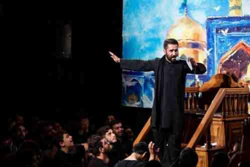 Hossein Taheri Man Naravam Ze Pishe To دانلود نوحه من نروم ز پیش تو از حسین طاهری