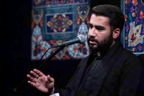 Hossein Taheri Sagharam Shekaste Ay Saghi دانلود نوحه ساغرم شکست ای ساقی از حسین طاهری