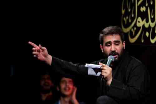 Hossein Taheri Zire Parchame Aba Alfazl دانلود نوحه زیر پرچم ابالفضل از حسین طاهری