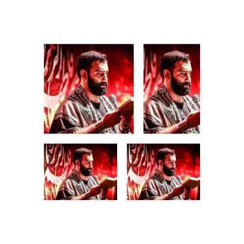 Javad Moghadam Traneye Har Daqiqeh Am Hossein دانلود نوحه ترانه ی هر دقیقه ام حسین از جواد مقدم