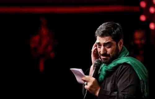 Majid Bani Fateme Khon Az Cheshmam Pak Kardam Didam دانلود نوحه خون از چشمام پاک کردم دیدم از مجید بنی فاطمه