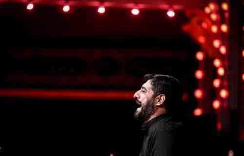 Majid Bani Fateme Lashkare Meshki Pooshan دانلود نوحه لشکر مشکی پوشان سینه زنای ارباب از مجید بنی فاطمه