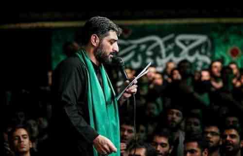 Majid Bani Fateme Mi Nevisam To Daftara دانلود نوحه می نویسم تو دفترم از مجید بنی فاطمه